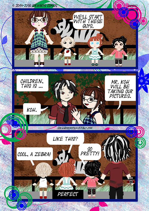 Chapter One Page Twelve